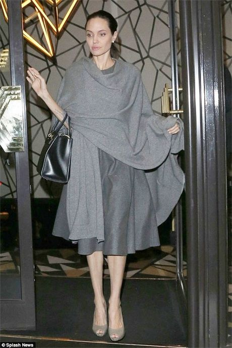 Showbiz 5/11: Angelina Jolie gay roc, dam tang nghe si Ut Bach Lan - Anh 3