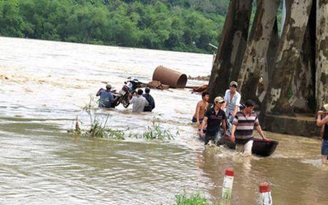 Tin lu tren cac song tu Binh Dinh-Ninh Thuan va Nam Tay Nguyen - Anh 1
