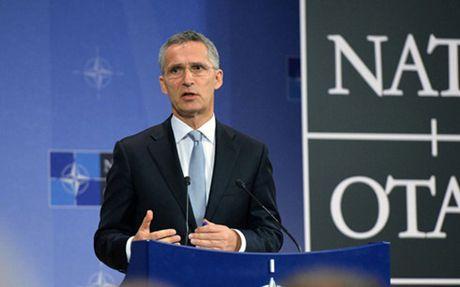 NATO khong thay moi de doa truc tiep tu phia Nga - Anh 1