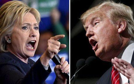 Ba Clinton: Ong Trump se khoi dong mot cuoc chien neu duoc bau - Anh 1