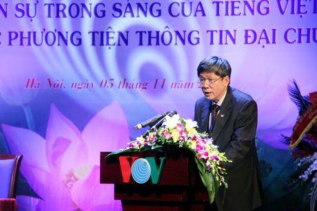 Toan canh Hoi thao khoa hoc 'Giu gin su trong sang cua tieng Viet...' - Anh 6