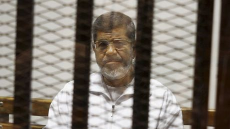 Ai Cap phat tu hang chuc nguoi ung ho cuu Tong thong Morsi - Anh 1