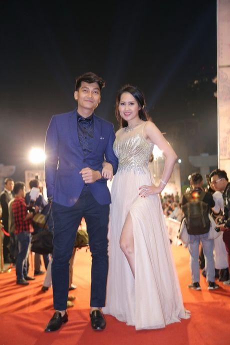 Midu, Nam Em dep long lay tren tham do Ha Thanh - Anh 10