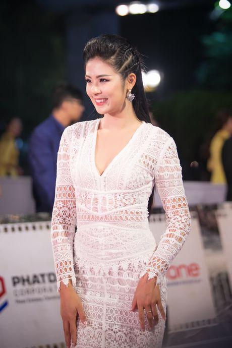 Midu, Nam Em dep long lay tren tham do Ha Thanh - Anh 14