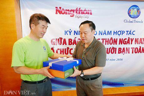 Bao dien tu Dan Viet - To chuc Global Friends: 10 nam 1 hanh trinh thien nguyen - Anh 2