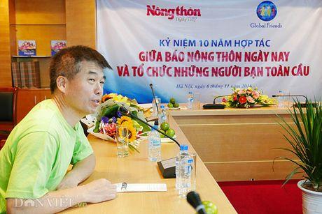 Bao dien tu Dan Viet - To chuc Global Friends: 10 nam 1 hanh trinh thien nguyen - Anh 3