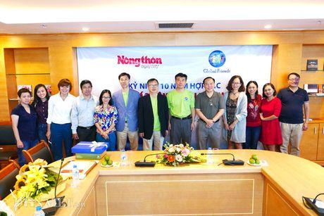Bao dien tu Dan Viet - To chuc Global Friends: 10 nam 1 hanh trinh thien nguyen - Anh 6