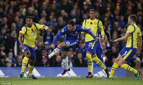 Chelsea 5-0 Everton: Conte dai nao Ngoai hang Anh - Anh 5