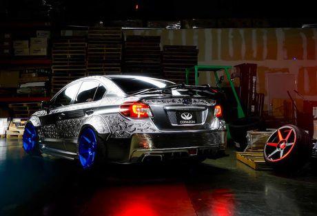 Ngam Subaru WRX STI 'xam tro' doc nhat The gioi - Anh 6