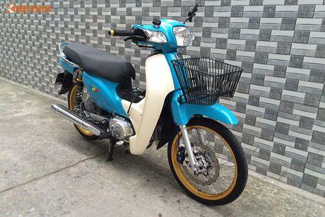 Honda Super Cub 110 Thai Lan do 'chat choi' tai Sai Gon - Anh 1
