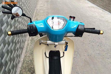 Honda Super Cub 110 Thai Lan do 'chat choi' tai Sai Gon - Anh 5