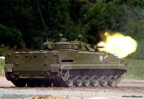 Li do xe chien dau bo binh BMP-3F ban chay o DNA - Anh 10