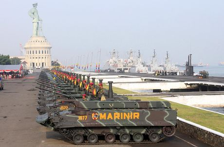 Li do xe chien dau bo binh BMP-3F ban chay o DNA - Anh 2