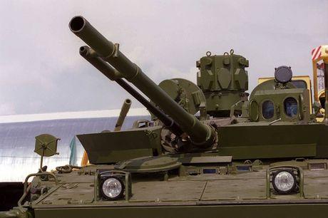 Li do xe chien dau bo binh BMP-3F ban chay o DNA - Anh 6