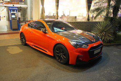 Hyundai Genesis Coupe do body 'doc' tai Sai thanh - Anh 1
