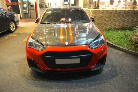 Hyundai Genesis Coupe do body 'doc' tai Sai thanh - Anh 2