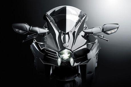 Sieu moto Kawasaki Ninja H2R 2017 'chot gia' 1,3 ty dong - Anh 5