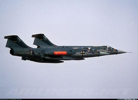 Vi sao F-104 lai la tiem kich toi te nhat lich su? - Anh 13