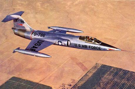 Vi sao F-104 lai la tiem kich toi te nhat lich su? - Anh 7