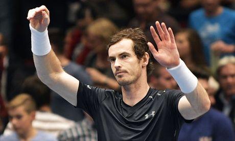 Soan ngoi Djokovic, Murray chinh thuc di vao lich su - Anh 1