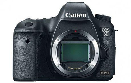 Canon EOS 6D Mark II se khong ho tro quay phim 4K - Anh 1