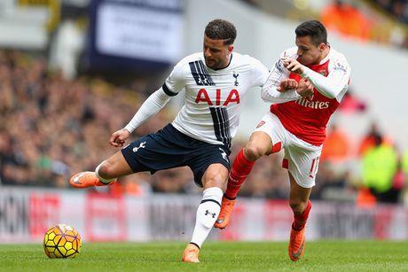 19 gio hom nay, TRUC TIEP Arsenal - Tottenham - Anh 1