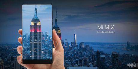 """Xiaomi Mi MIX """"chay hang"""" chi sau 10 giay mo ban - Anh 1"""