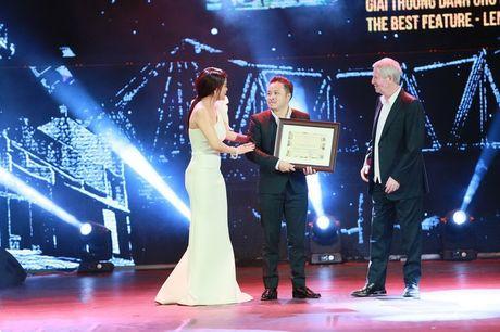 Xem lai le be mac va trao giai Lien hoan phim quoc te Ha Noi lan IV - Anh 1
