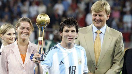 FIFA U20 World Cup - Be phong cua cac tai nang tre - Anh 1