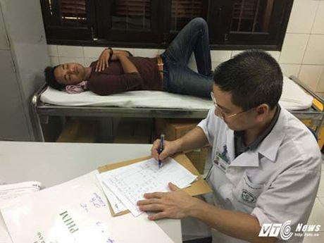 Ha Noi dieu tra vu hai phong vien bi hanh hung - Anh 1