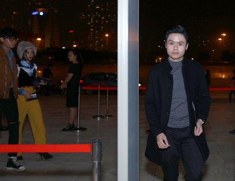 Phan Thanh song doi Sa Lim, Midu le bong di su kien du cung ra Ha Noi - Anh 4