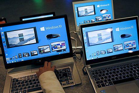 Microsoft hua hen ban nang cap Windows 10 se nho hon - Anh 1