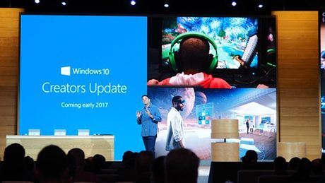 Microsoft hua hen ban nang cap Windows 10 se nho hon - Anh 2