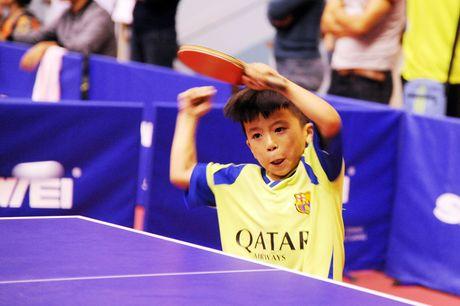 Hinh anh dang yeu cua cac van dong vien nhi tai Hanoi Open Cup 2016 - Anh 3