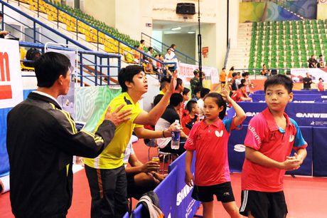 Hinh anh dang yeu cua cac van dong vien nhi tai Hanoi Open Cup 2016 - Anh 5