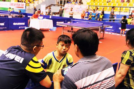 Hinh anh dang yeu cua cac van dong vien nhi tai Hanoi Open Cup 2016 - Anh 6