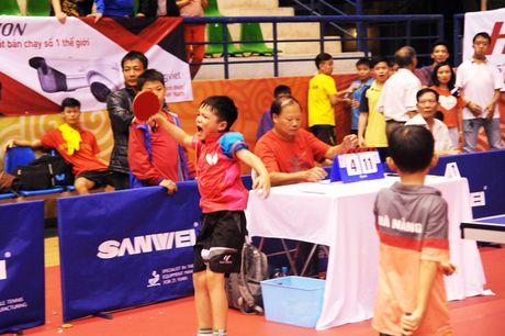 Hinh anh dang yeu cua cac van dong vien nhi tai Hanoi Open Cup 2016 - Anh 7