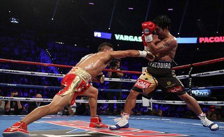Pacquiao–Vargas: Gianh dai, hen tai dau Mayweather - Anh 6