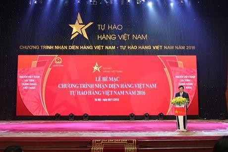 Gan 2.000 dia diem huong ung chuong trinh nhan dien hang Viet - Anh 1