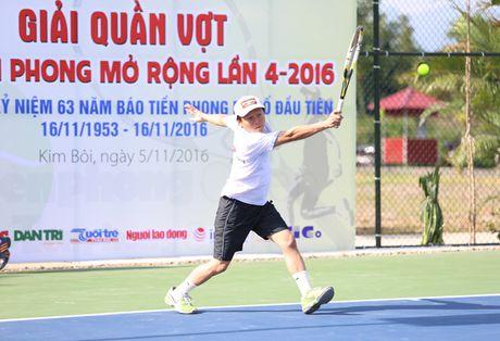 Tung bung khai mac giai quan vot bao Tien Phong - Anh 11