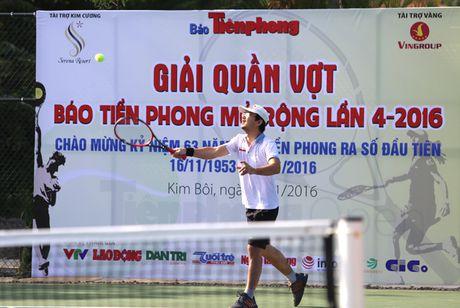 Tung bung khai mac giai quan vot bao Tien Phong - Anh 18