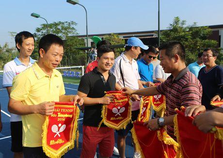 Tung bung khai mac giai quan vot bao Tien Phong - Anh 8