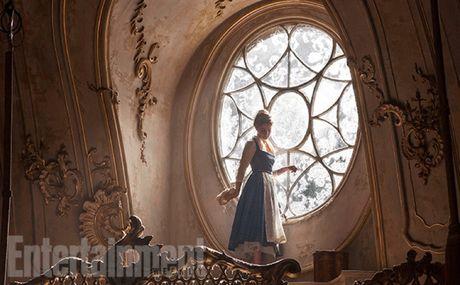 Emma Watson long lay trong phim 'Nguoi dep va quai vat' - Anh 5