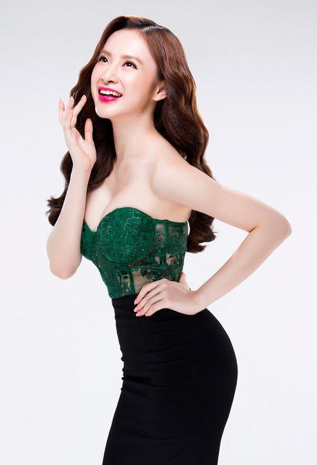 Angela Phuong Trinh: Lai khoe - Anh 1