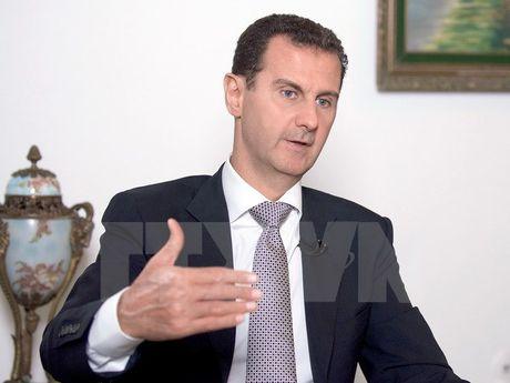 Ban tin 20H: Ong Assad len tieng ve su hien dien cua Nga o Syria - Anh 1