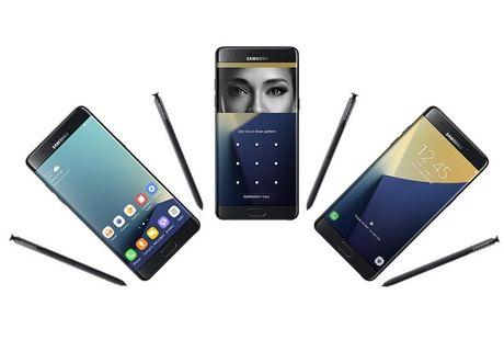 Bat chap Galaxy Note 7 lam nan, Android van len dinh - Anh 1