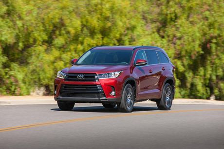 Toyota Highlander 2017: Dat hon nhung tiet kiem nhien lieu hon - Anh 1