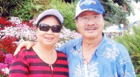 Vo chong NSND Ly Huynh: Bac dau phu the - Anh 1