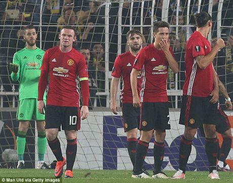 Truoc tran gap Swansea, Mourinho nhan ky luc la HLV te nhat M.U sau 4 thap ky - Anh 3