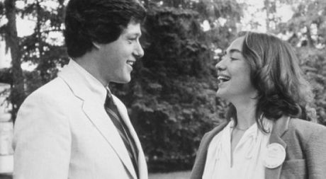 Bi mat 4 thap ky yeu va thoi ky nhieu dau don nhat trong cuoc hon nhan cua Hillary Clinton - Anh 1